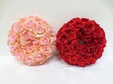 30cm Rose Wreath