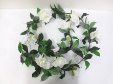 6′ Gardenia Garland