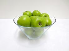 Single Green Apple w/weight