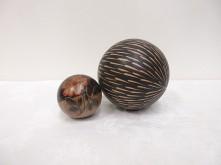 Ceramic Floral Balls