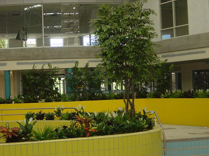 Large Tree Planter – 3