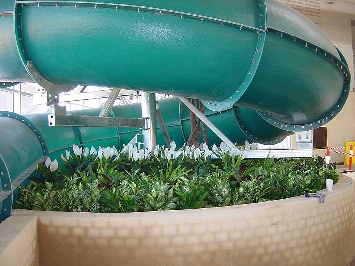 Waterslide Planter – 2