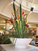 Food Court – Flower Arrangement
