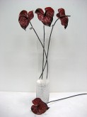 "30"" Porcelain Anthurium"