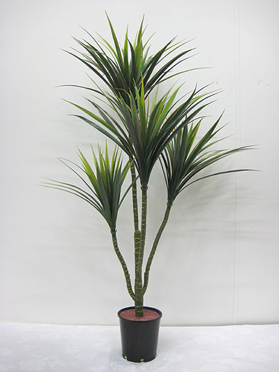 42″ Plastic Yucca Tree