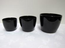 Set/3 Round Vase