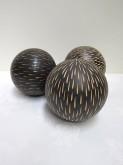 Lg. Ceramic Teardrop Balls