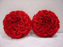 30cm Rose Wreath