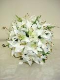 Lilies Posy