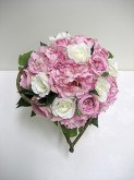 Rose & Peony Set – Bridal Bouquet