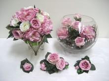 Roses & Peonies