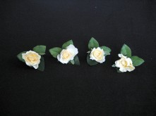 Rose & Orchid Set – Buttonholes