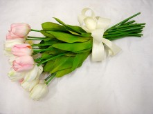 Tulip Posy (side view)