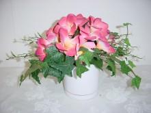 Small Pink Frangipani Arrangement