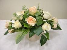 Small Rose Table Arrangement