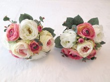Cabbage Rose & Ranunculus