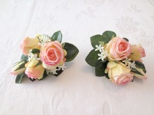 Cabbage Rose Set – Lady Corsages