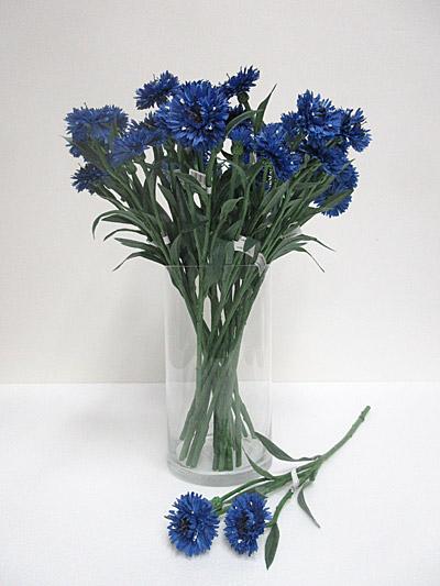 21.5″ Corn Flower Spray