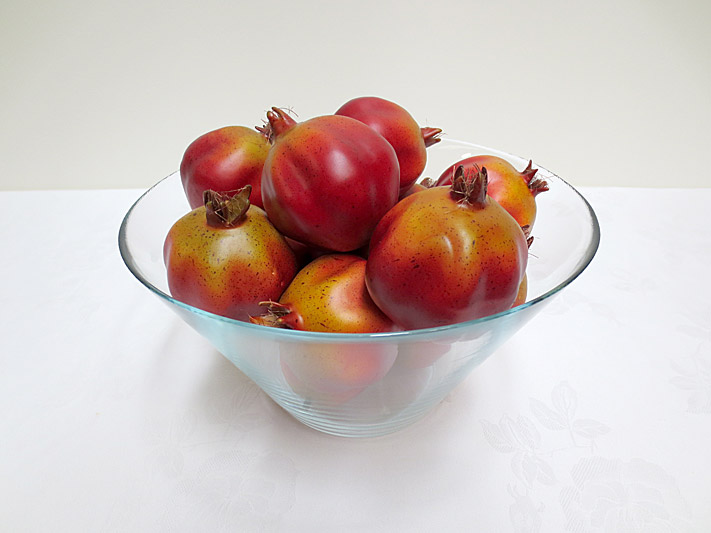 Single Pomegranate