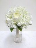 Cream Mixed Posy