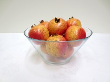 Single Pomegranate w/weight