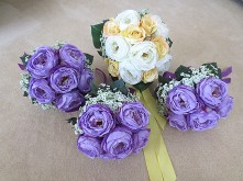 Cabbage Rose Set