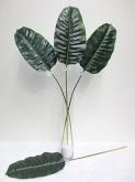 39″ Single Banana Leaf