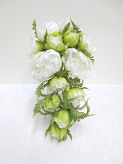 Peony & Fern Bouquet