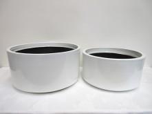 Set/2 Flat Bowl