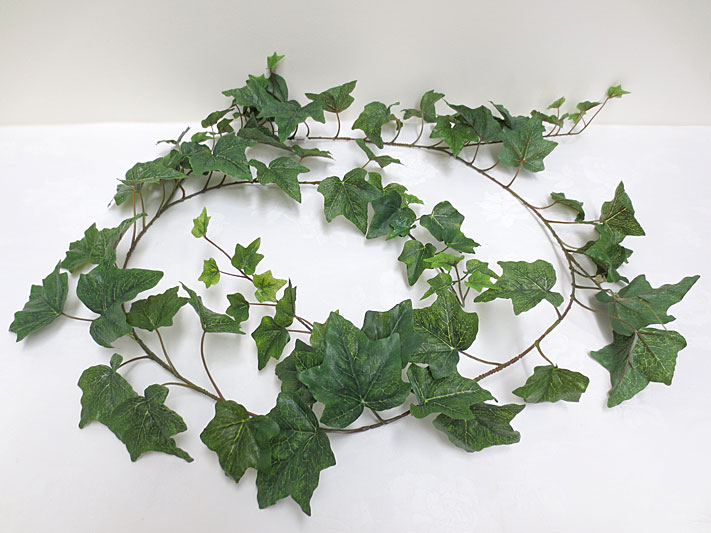 6′ English Ivy Garland