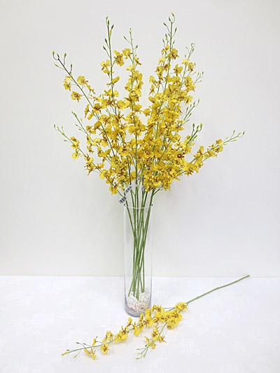 """34.5"""" Dancing Orchid Spray"""