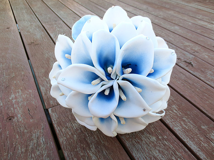 Custom Calla Lily Posy