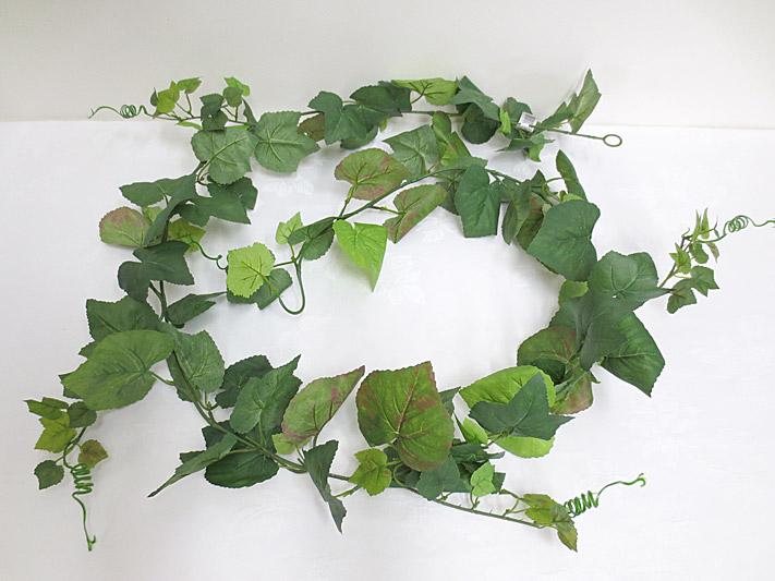 6′ Grape Leaf Garland