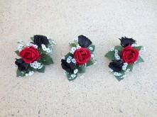 Custom Rose & Calla Lily Wedding Set