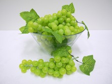 Lg. Green Grape Cluster