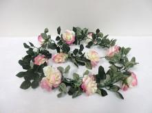 5.5′ Rose Garland