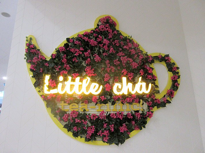 Little Cha – Teapot
