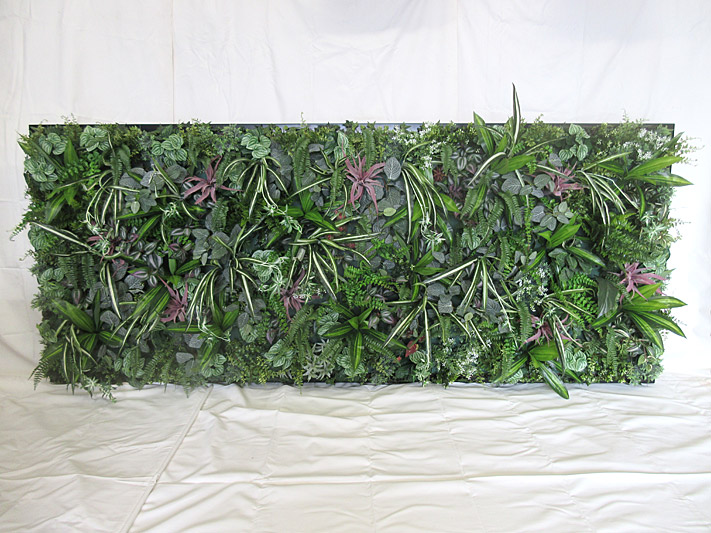 Horizontal Green Wall