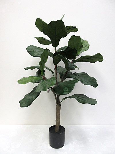 3′ Potted Fiddle Leaf Tree