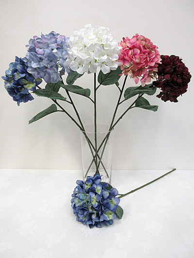 27″ Single Large Hydrangea