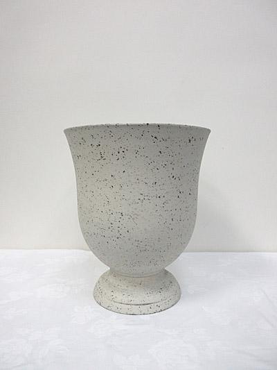 Sandstone-Effect Urn