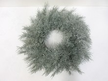 21″ Snow Needle Pine Wreath