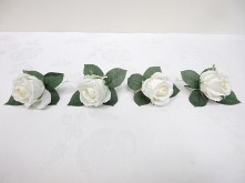 Rose Bud Buttonholes