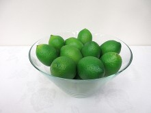 Single Lime w/weight