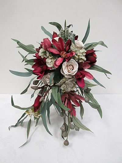 Vintage Magnolia Bouquet
