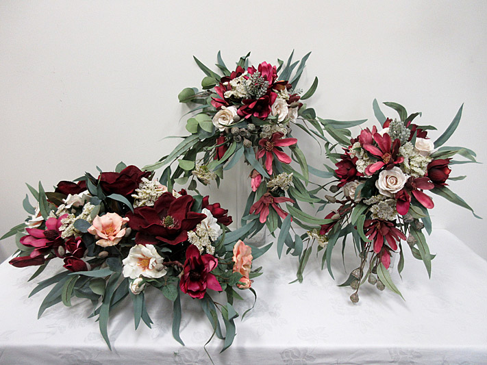 Vintage Magnolia Wedding Set