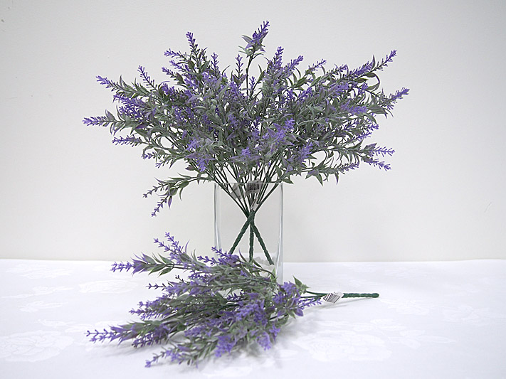 "13"" Lavender Bush"