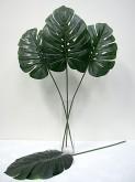Single Lg. Monstera Leaf