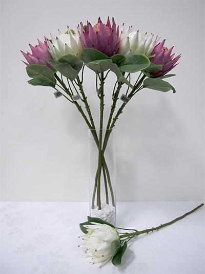 26″ King Protea Stem