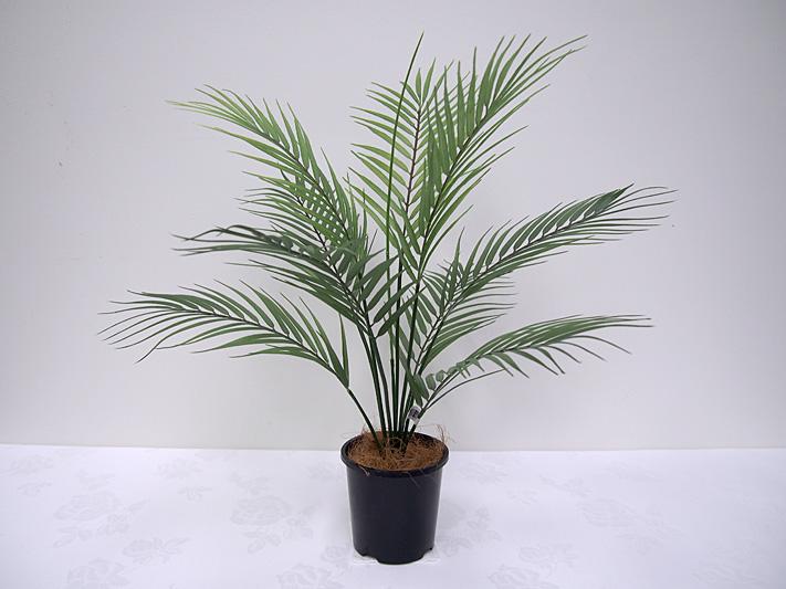 2′ Plastic Palm Plant